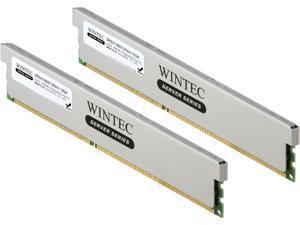 Wintec 16GB (2 x 8GB) 240-Pin DDR3 SDRAM ECC Registered DDR3 1866 Server Memory Model 3RSH186613R4H-16GK