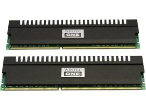 Wintec ONE DDR3 1333MHz CL9 4GB (2 x 2GB) UDIMM Kit 1.5V, with heat spreader