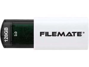 Wintec Filemate 3FMUSB3128GMPBK-R USB 128GB 3.0 Flash Drive Black