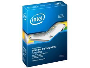 """Intel 320 Series SSDSA2CT040G3B5 2.5"""" 40GB SATA II MLC Internal Solid State Drive (SSD)"""