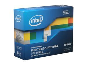 "Intel 330 Series Maple Crest SSDSC2CT180A3K5 2.5"" MLC Internal Solid State Drive (SSD)"