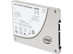 "Intel SSD DC S3500 Series 2.5"" 600GB SATA III MLC Internal Solid State Drive (SSD) SSDSC2BB600G401"