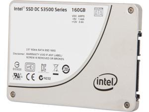 "Intel DC S3500  Series 2.5"" 160GB SATA III MLC Internal Solid State Drive (SSD) SSDSC2BB160G401"