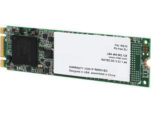 Intel 535 Series M.2 240GB SATA III MLC Internal Solid State Drive (SSD) SSDSCKJW240H601