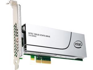 Intel 750 Series AIC 400GB PCI-Express 3.0 x4 MLC Internal Solid State Drive (SSD) SSDPEDMW400G4X1