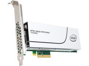 Intel 750 Series AIC 800GB PCI-Express 3.0 x4 MLC Internal Solid State Drive (SSD) SSDPEDMW800G4X1