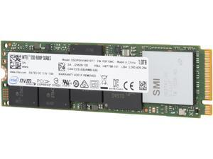 Intel SSD 600p Series (1.0TB, M.2 80mm PCIe 3.0 x4, 3D1, TLC) Reseller Single Pack