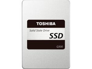 """Toshiba Q300 2.5"""" 240GB SATA III SLC Internal Solid State Drive (SSD) HDTS824XZSTA"""