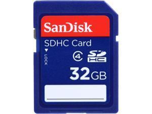 SanDisk 32 GB Secure Digital High Capacity (SDHC) - 1 Card