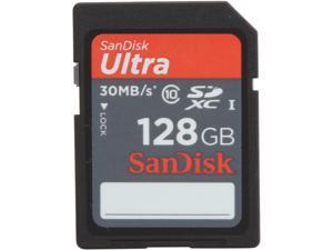 SanDisk Ultra 128 GB Secure Digital Extended Capacity (SDXC) - 1 Card