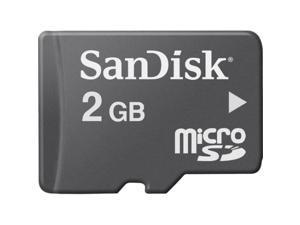 SanDisk 2 GB microSD - 1 Card