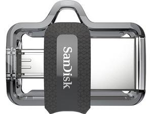 SanDisk 32GB Ultra Dual Drive m3.0, Speed Up to 150MB/s (SDDD3-032G-G46)
