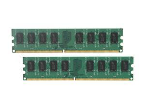 PNY Optima 4GB (2 x 2GB) 240-Pin DDR2 SDRAM DDR2 667 (PC2 5300) Dual Channel Kit Desktop Memory Model MD4096KD2-667