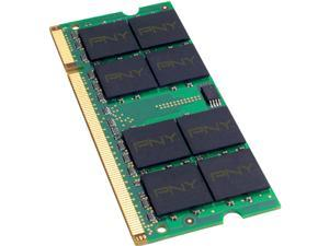 PNY Optima 2GB 200-Pin DDR2 SO-DIMM DDR2 667 (PC2 5300) Laptop Memory Model MN2048SD2-667