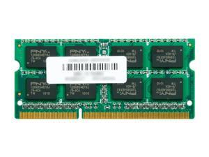 PNY 2GB 204-Pin DDR3 SO-DIMM DDR3 1066 (PC3 8500) Laptop Memory Model MN2048SD3-1066