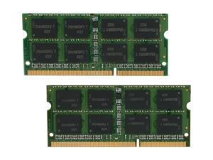 PNY Optima 8GB (2 x 4GB) 204-Pin DDR3 SO-DIMM DDR3 1066 (PC3 8500) Laptop Memory Model MN8192KD3-1066