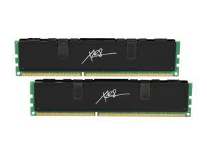 PNY XLR8 8GB (2 x 4GB) 240-Pin DDR3 SDRAM DDR3 1600 (PC3 12800) Desktop Memory Model MD8192KD3-1600-X9