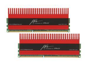 PNY XLR8 8GB (2 x 4GB) 240-Pin DDR3 SDRAM DDR3 2133 (PC3 17000) Desktop Memory Model MD8192KD3-2133-X10