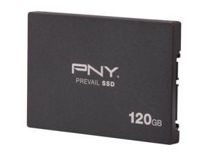 "PNY Prevail 2.5"" 120GB SATA III Internal Solid State Drive (SSD) SSD9SC120GCDA-PB"