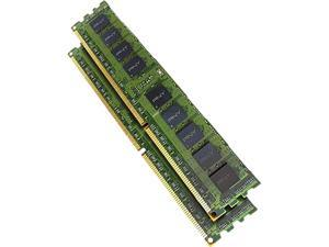 PNY 8GB (2 x 4GB) 240-Pin DDR3 SDRAM DDR3 1333 (PC3 10666) Desktop Memory Model MD8192KD3-1333-NHS-V2
