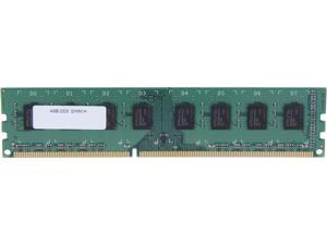 PNY 4GB 240-Pin DDR3 SDRAM DDR3 1333 (PC3 10666) Desktop Memory Model MD4096SD3-1333-NHS-V2