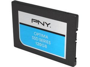 "PNY SSD7SC120GOPT-RB 2.5"" 120GB ATA 6Gb/s (SATA III) NAND Internal / External Solid State Drive (SSD)"