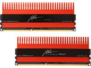 PNY 8GB (2 x 4GB) 240-Pin DDR3 SDRAM DDR3 2133 (PC3 17000) Desktop Memory Model MD8192KD3-2133-R-X10-Z
