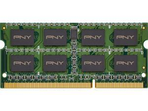 PNY NHS 8GB 204-Pin DDR3 SO-DIMM DDR3L 1600 (PC3L 12800) Laptop Memory Model MN8GSD31600LV