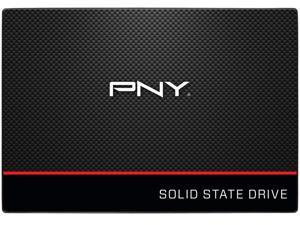 """PNY CS1311 2.5"""" 120GB SATA-III (6 Gb/s) TLC Internal Solid State Drive (SSD) SSD7CS1311-120-RB"""