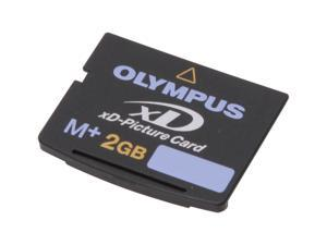OLYMPUS 2GB xD-Picture Flash Card Model 202332P