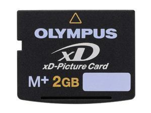 OLYMPUS 2GB xD-Picture Flash Card Model 202332