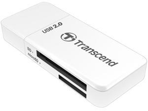 Transcend TS-RDP5W USB 2.0 Card Reader