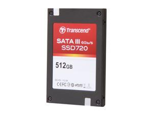 "Transcend SSD 720 2.5"" 512GB SATA III Internal Solid State Drive (SSD) with Desktop Upgrade Kit"