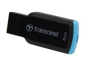 Transcend JetFlash 360 8GB USB 2.0 Flash Drive