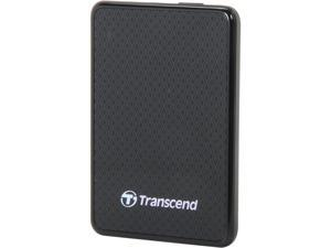 "Transcend 256GB 1.8"" USB 3.0 Portable Solid State Drive TS256GESD200K"