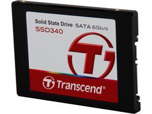 """Transcend SSD340 2.5"""" 64GB SATA III MLC Internal Solid State Drive (SSD) TS64GSSD340"""