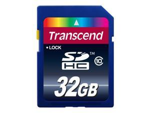 Transcend 32 GB Secure Digital High Capacity (SDHC)