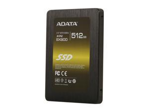"""ADATA XPG SX900 2.5"""" 512GB SATA III MLC Internal Solid State Drive (SSD) ASX900S3-512GM-C"""
