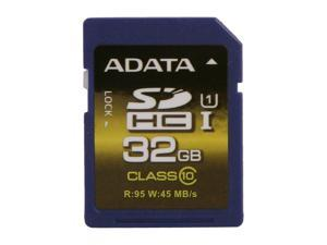 ADATA ASDH32GUI1CL10-R Premier Pro 32GB SDHC Card