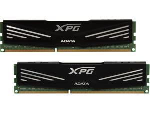 ADATA XPG V1.0 series 16GB (2 x 8GB) 240-Pin DDR3 SDRAM DDR3 1600 (PC3 12800) Desktop Memory Model AX3U1600GW8G9-2G
