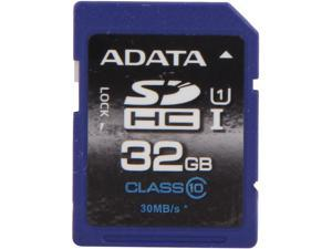 ADATA Premier 32GB SDHC UHS-I Card- CLASS 10 30MB/s