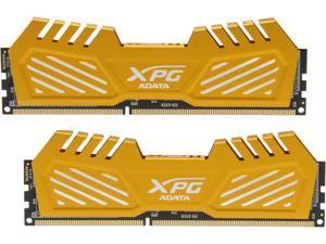 ADATA XPG V2 8GB (2 x 4GB) 240-Pin DDR3 SDRAM DDR3 2800 (PC3 22400) Desktop Memory Model AX3U2800W4G12-DGV