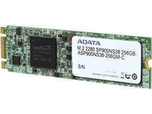 ADATA Premier Pro SP900 M.2 2280 256GB SATA 6Gb/sec MLC Internal Solid State Drive (SSD) ASP900NS38-256GM-C