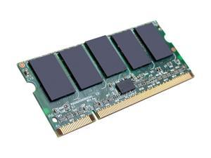 ACP-EP Memory 2GB 200-Pin DDR2 SO-DIMM DDR2 667 (PC2 5300) Laptop Memory Model 112803-AA