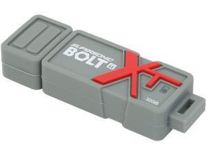 Patriot Supersonic Bolt XT 32GB USB Flash Drive 256bit AES Encryption Model PEF32GSBTUSB