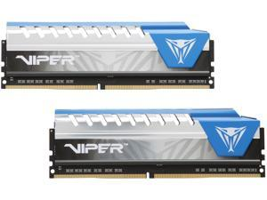 Patriot Viper Elite 16GB (2 x 8GB) 288-Pin DDR4 SDRAM DDR4 2400 (PC4 19200) Desktop Memory Model PVE416G240C5KBL