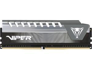 Patriot Viper Elite 8GB 288-Pin DDR4 SDRAM DDR4 2133 (PC4 17000) Desktop Memory Model PVE48G213C4GY