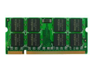 Mushkin Enhanced 1GB 200-Pin DDR SO-DIMM DDR 400 (PC 3200) Laptop Memory Model 991307