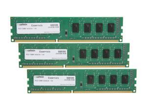 Mushkin Enhanced SP 6GB (3 x 2GB) 240-Pin DDR3 SDRAM DDR3 1333 (PC3 10666) Desktop Memory Model 998586