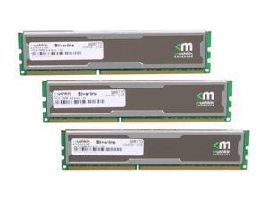 Mushkin Enhanced Silverline 12GB (3 x 4GB) 240-Pin DDR3 SDRAM DDR3 1333 (PC3 10666) Desktop Memory Model 998770